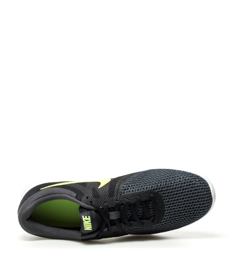 Nike-Sneakers-running-Revolution-4-Homme-Blanc-Noir-Bleu-Gris-Rouge-Tissu miniature 56