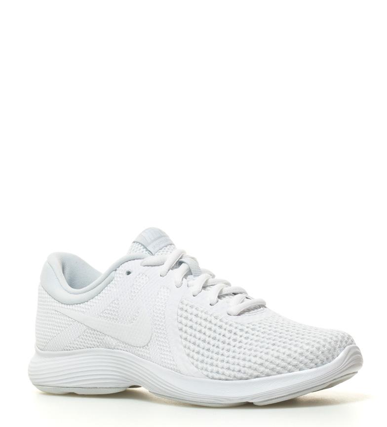 zapatillas hombres blancas nike