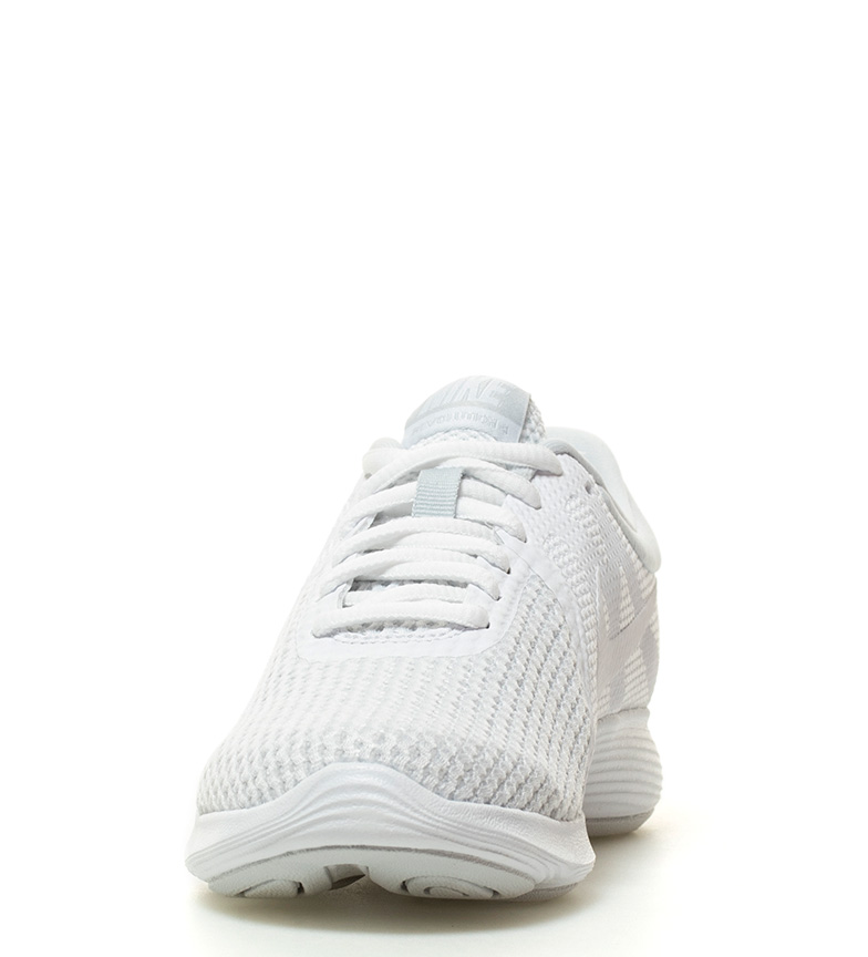 Nike-Sneakers-running-Revolution-4-Homme-Blanc-Noir-Bleu-Gris-Rouge-Tissu miniature 21