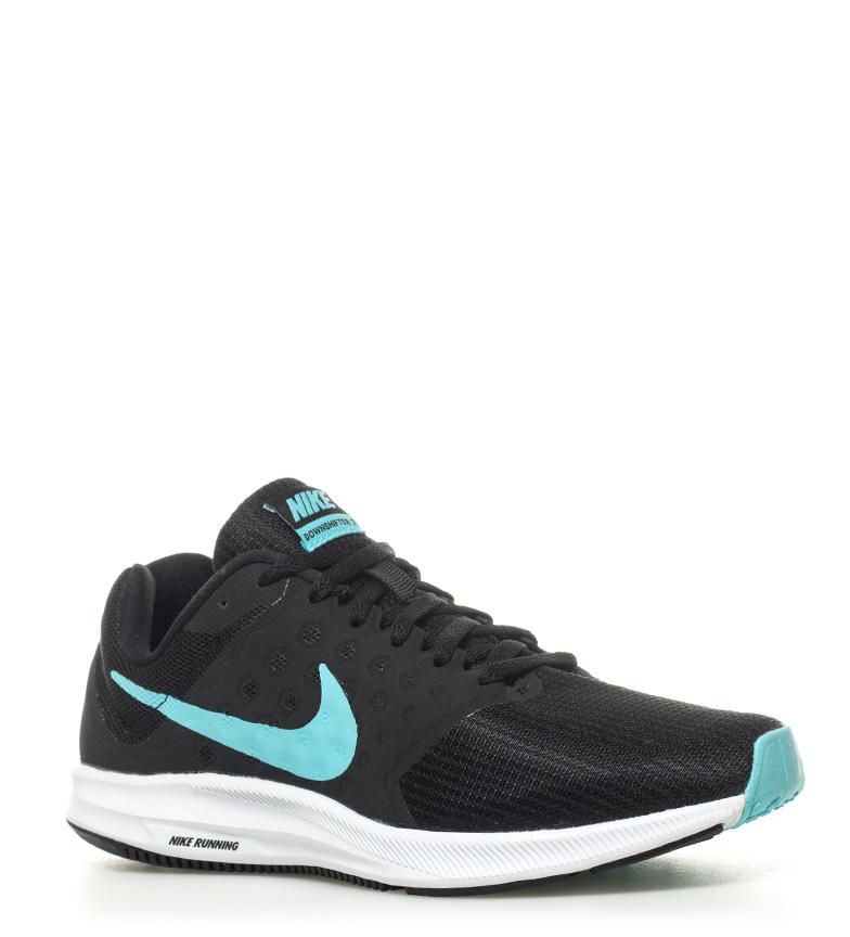 b 7 b Nike negro running Zapatillas Downshifter 4Fwxzpq1z