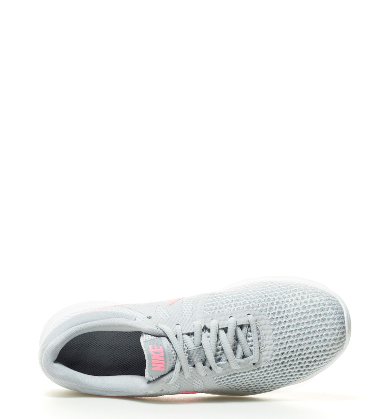 4 Nike running Revolution Zapatillas gris tROxR8qw