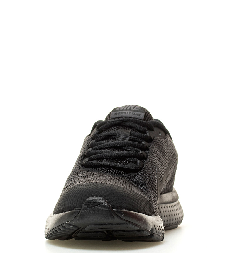 running Zapatillas Nike Runallday running Nike negro Zapatillas gzwWIq