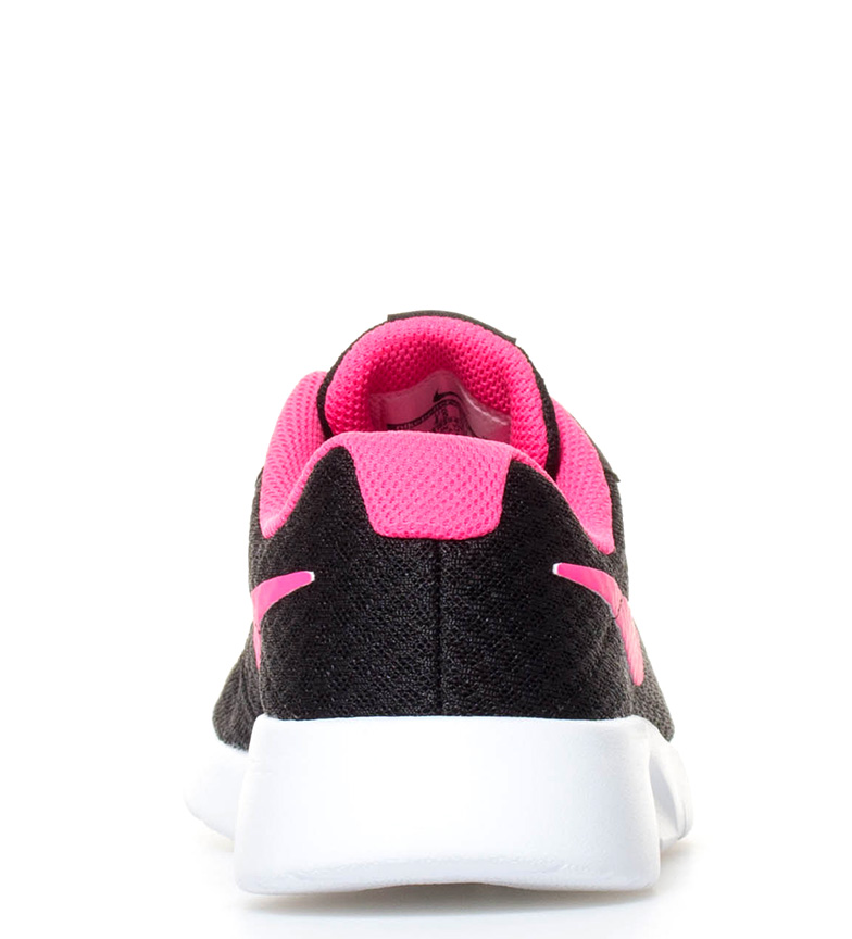 Tanjun rosa Gs negro Zapatillas Nike fxRq0T