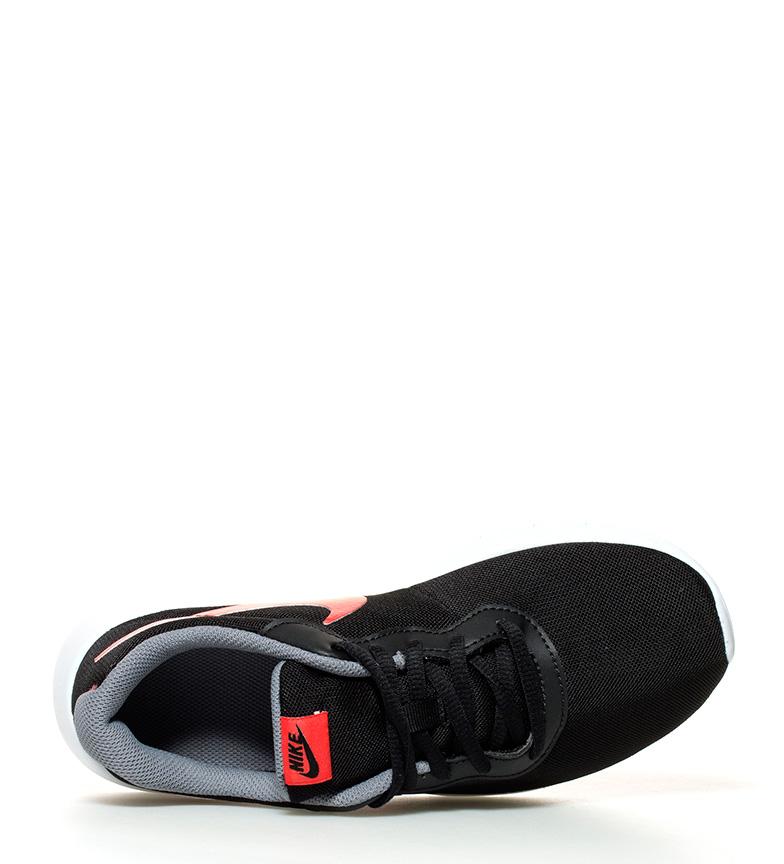 negro Nike Zapatillas Tanjun Nike Zapatillas Tanjun negro GS Nike GS Zapatillas wxnBwvFqr