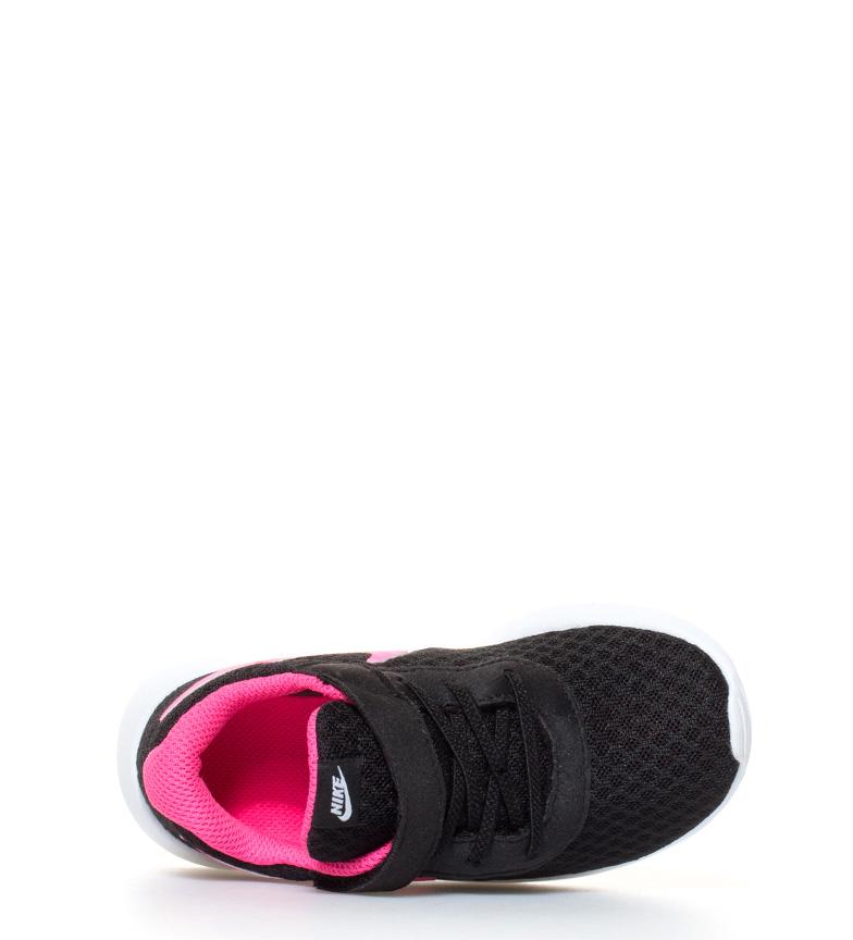 Zapatillas rosa Tanjun negro Nike Zapatillas Nike fqETH