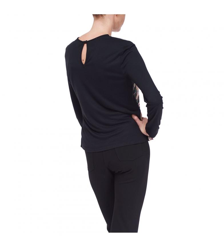 Hyggelig Kvinne Fin Skjorte Trykte Lange Ermer 2014 online utrolig pris klaring forsyning HGexhA