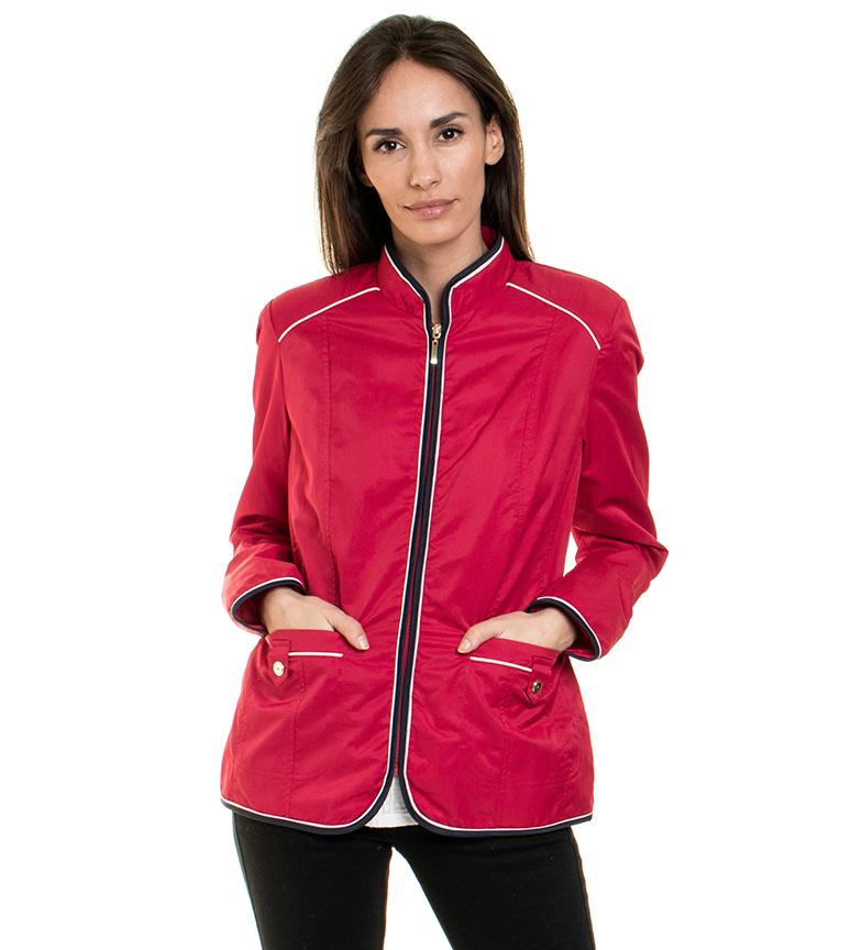 Comprar Nuria Vilardaga Casey giacca rossa
