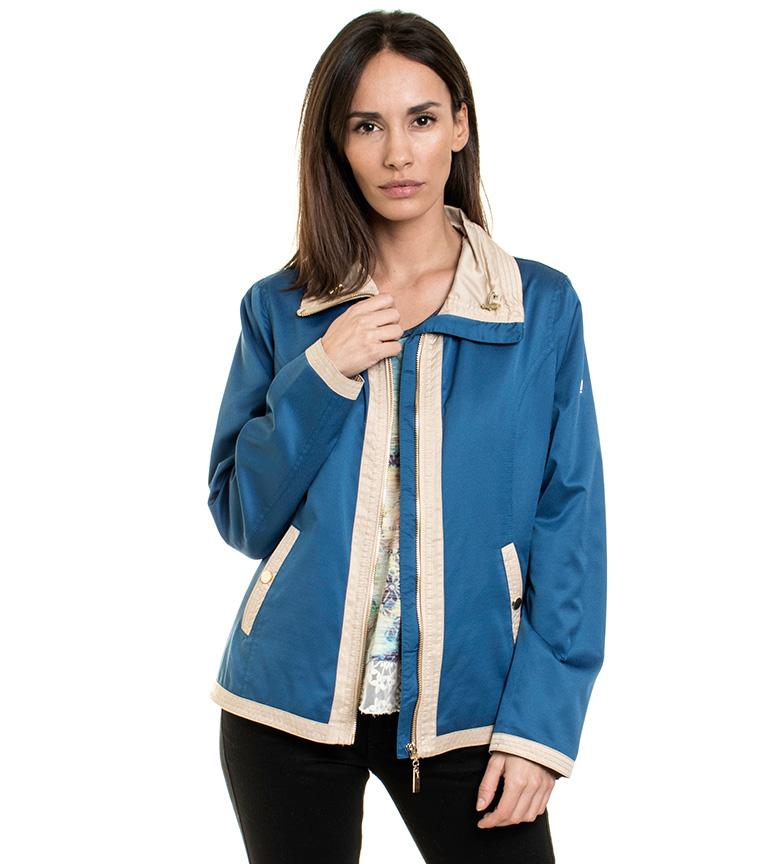 Comprar Nuria Vilardaga Debra giacca blu