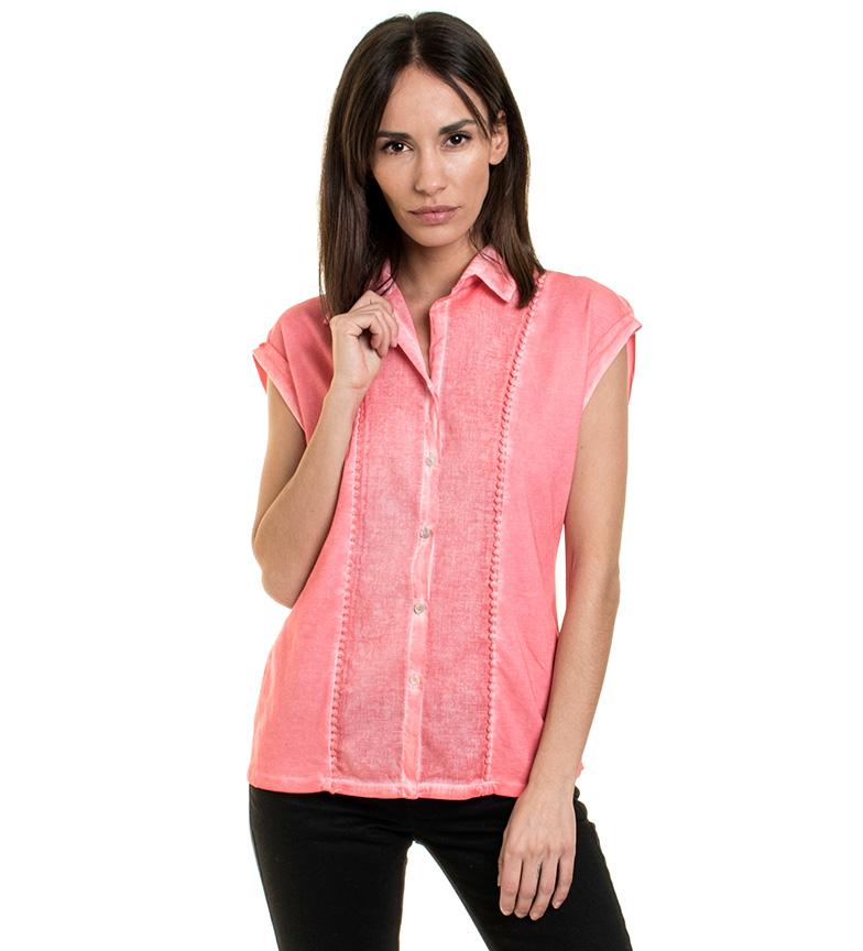 2014 unisex nye stiler online Nuria Vilardaga Charlotte Koraller Bluse billige salg avtaler forfalskning utforske tZLpP5L0