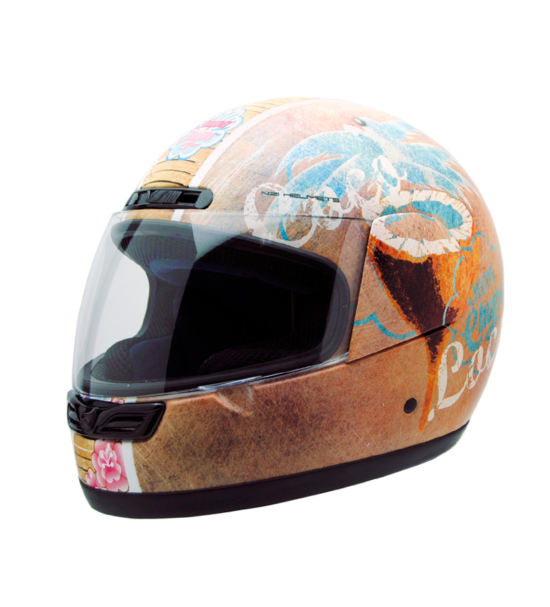 Comprar Nzi Casco integrale 3D Activity Chupa Chups Coco multicolore