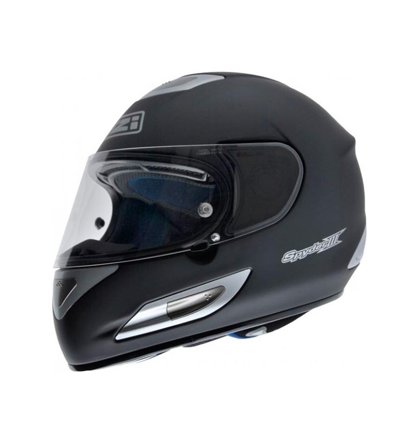Comprar Nzi Integral helmet NZI Spyder III GN black matt