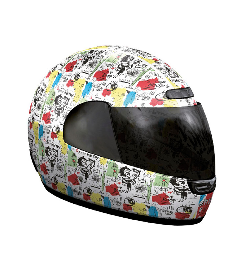 Comprar Nzi Capacete 3D completo Activy Betty Scribble multicolor