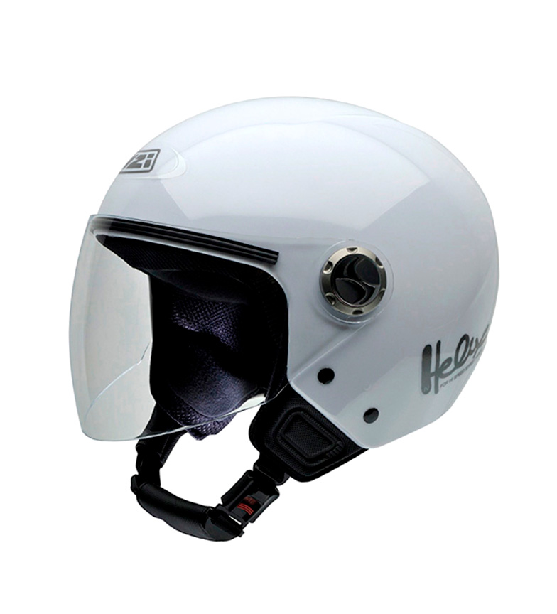 Comprar Nzi Casco jet Helix IV White