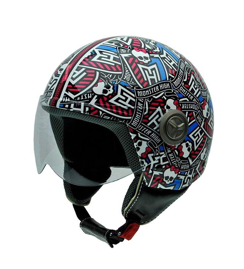 Comprar Nzi Jet helmet NZI 3D Vintage II Monster High