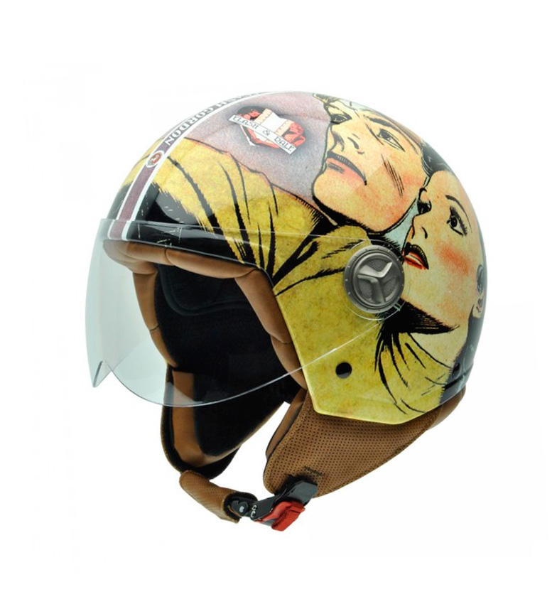 Comprar Nzi Casque Flash Vintage Flash Flash Gordon & Dale multicolore