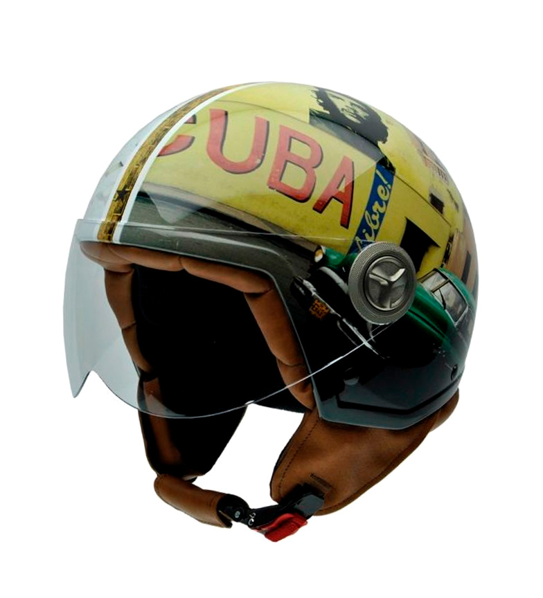Comprar Nzi Jet helmet Zeta Che Guevara Cubalibre