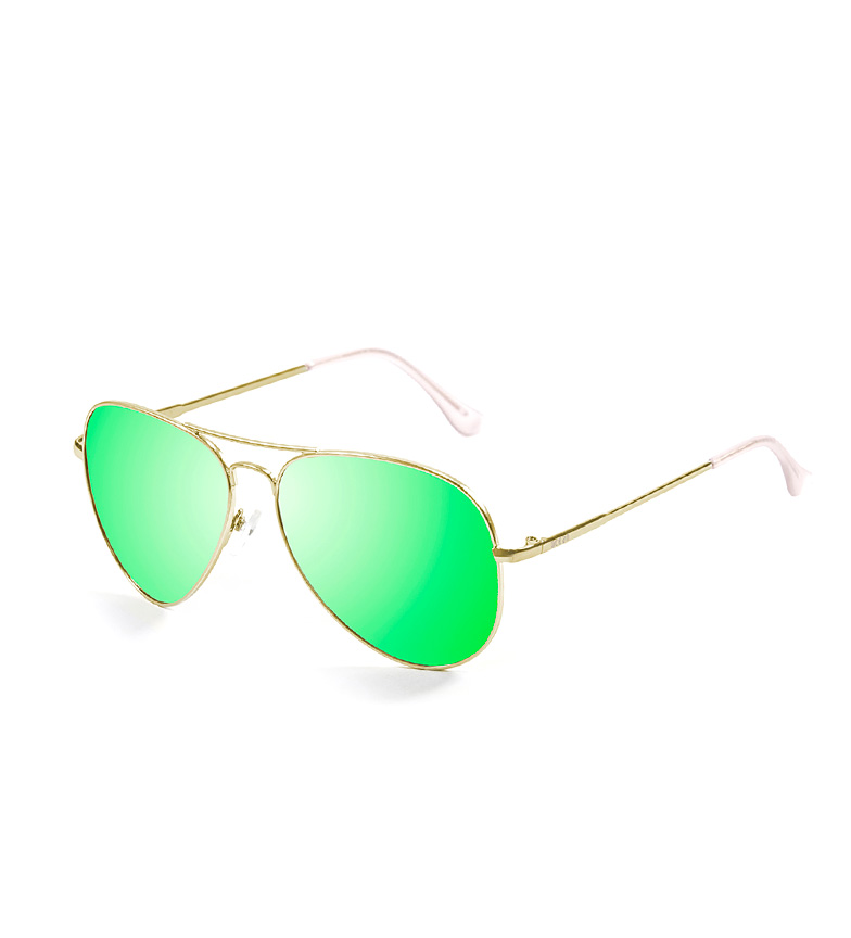 Comprar Ocean Sunglasses Gafas de sol Bonila dorado, verde revo