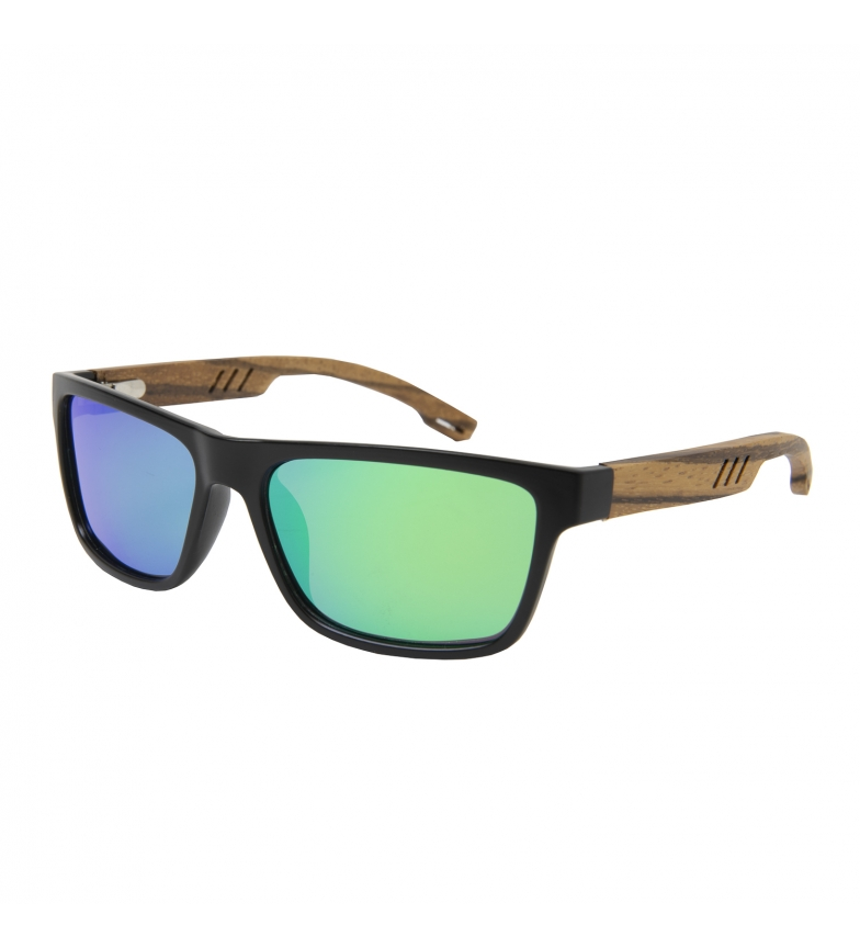 Comprar Ocean Sunglasses Gafas de sol Caiman negro mate, verde