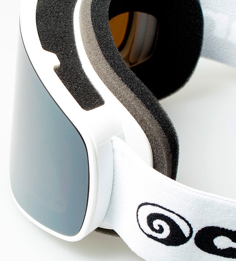 f463c9c010f Comprar Ocean Sunglasses Gafas de nieve Aspen blanco con cristal ...