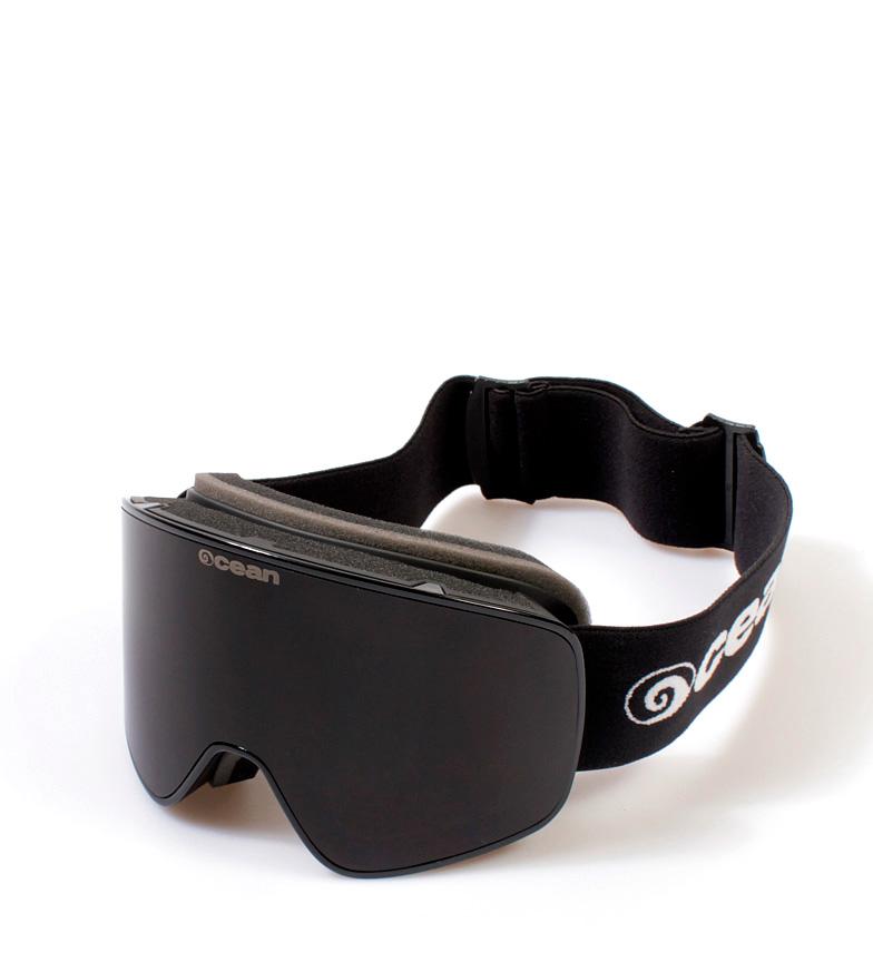 Comprar Ocean Sunglasses Óculos de neve Black Aspen com vidro de fumo