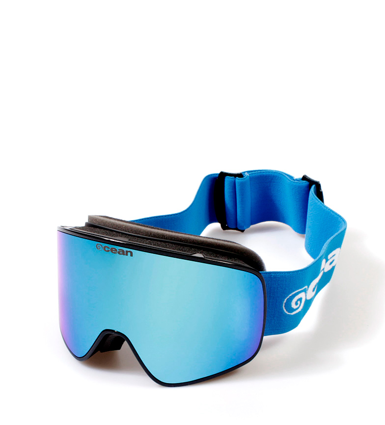 Comprar Ocean Sunglasses Bicchieri da neve Aspen neri con vetro fumé