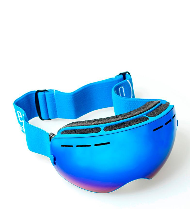 Ocean Sunglasses Gafas de nieve Cervino azul, azul efecto espejo