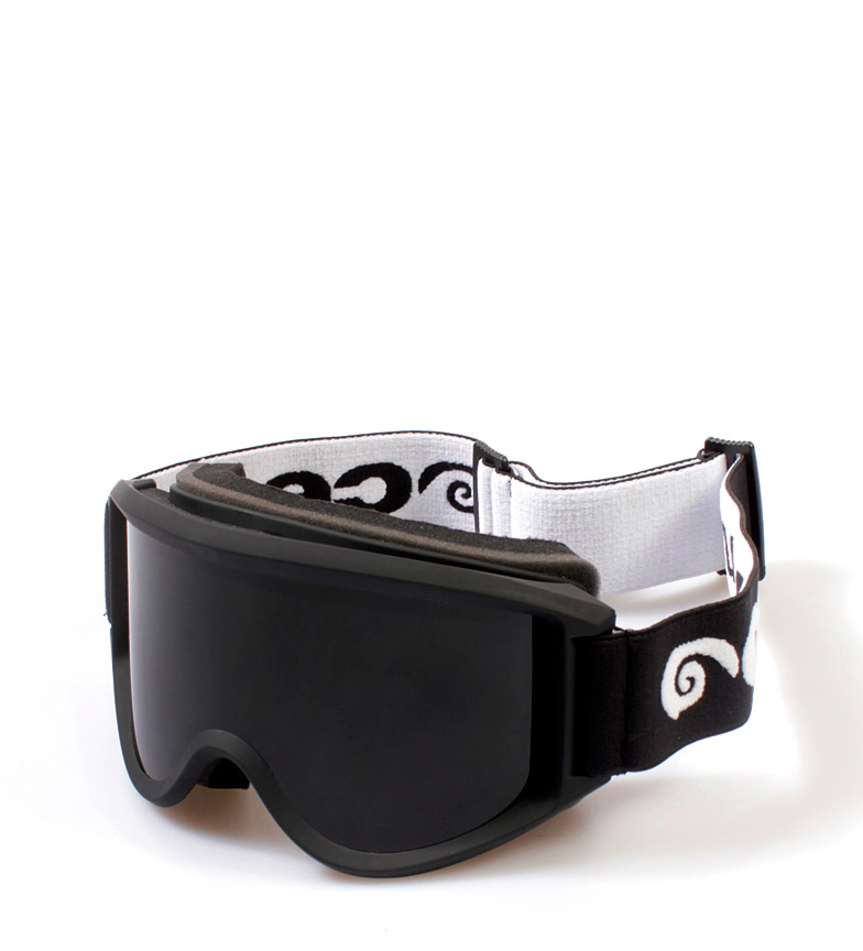 Comprar Ocean Sunglasses Snow goggles Mammoth matt black with smoke glass