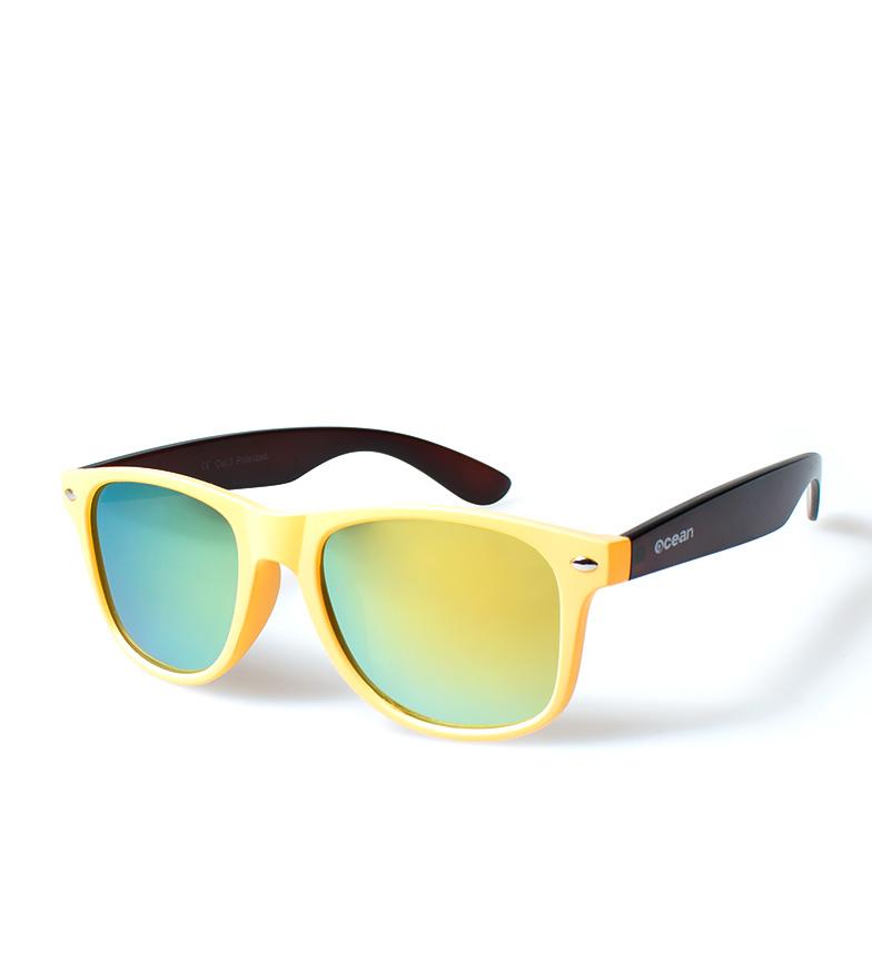 Comprar Ocean Sunglasses Sunglasses Beach yellow, brown