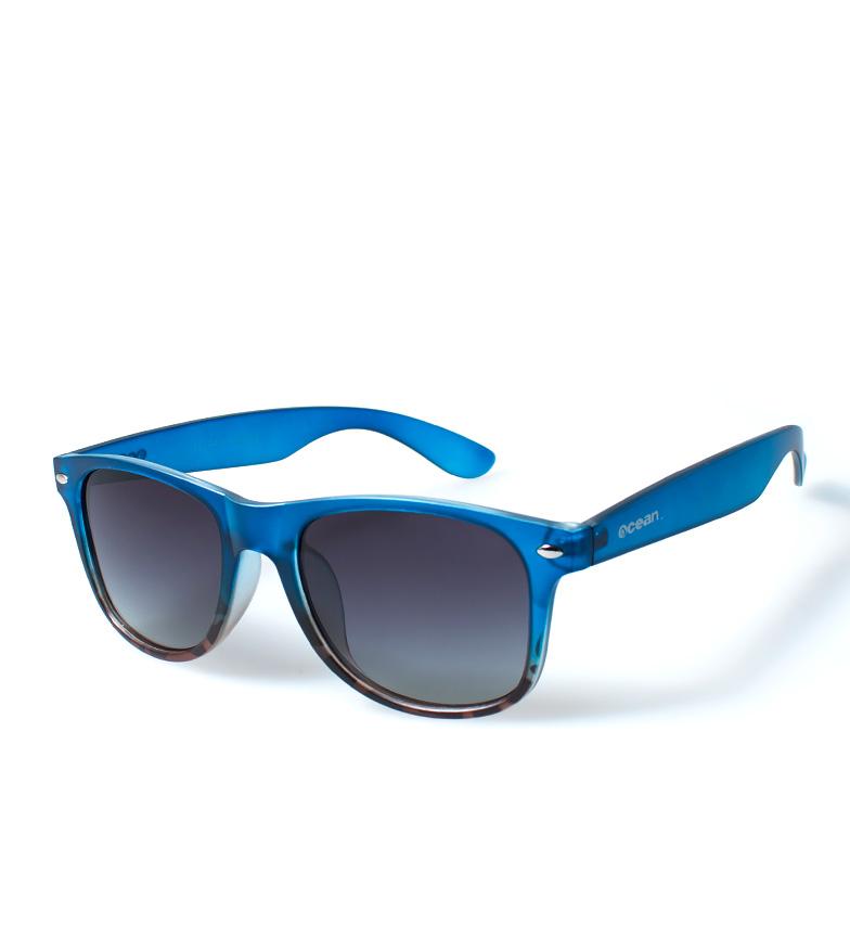 Comprar Ocean Sunglasses Occhiali da sole opaco scuro spiaggia blu
