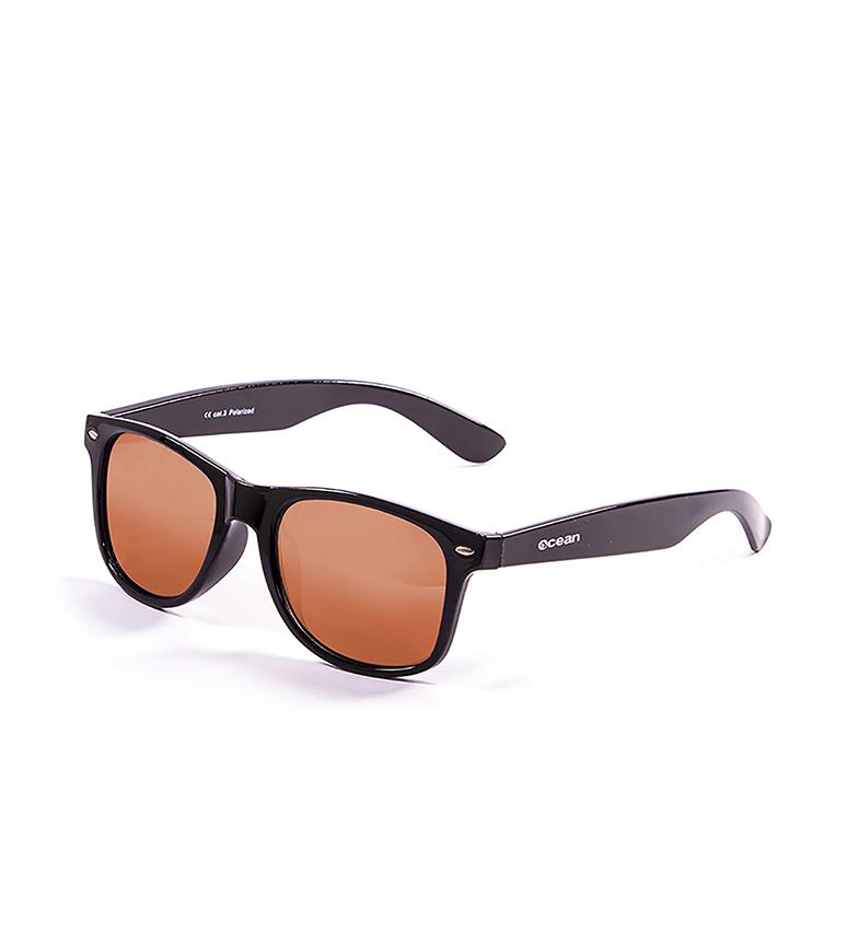 Comprar Ocean Sunglasses Óculos de sol Beach Wayfarer preto, vermelho