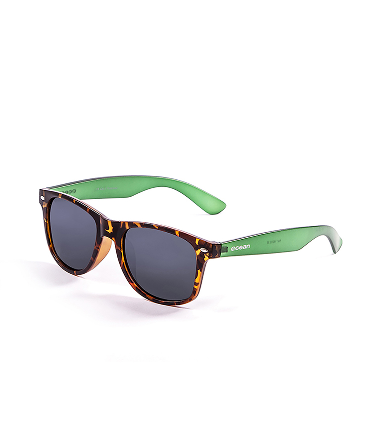 Comprar Ocean Sunglasses Lunettes de soleil Beach Wayfarer marron, vert