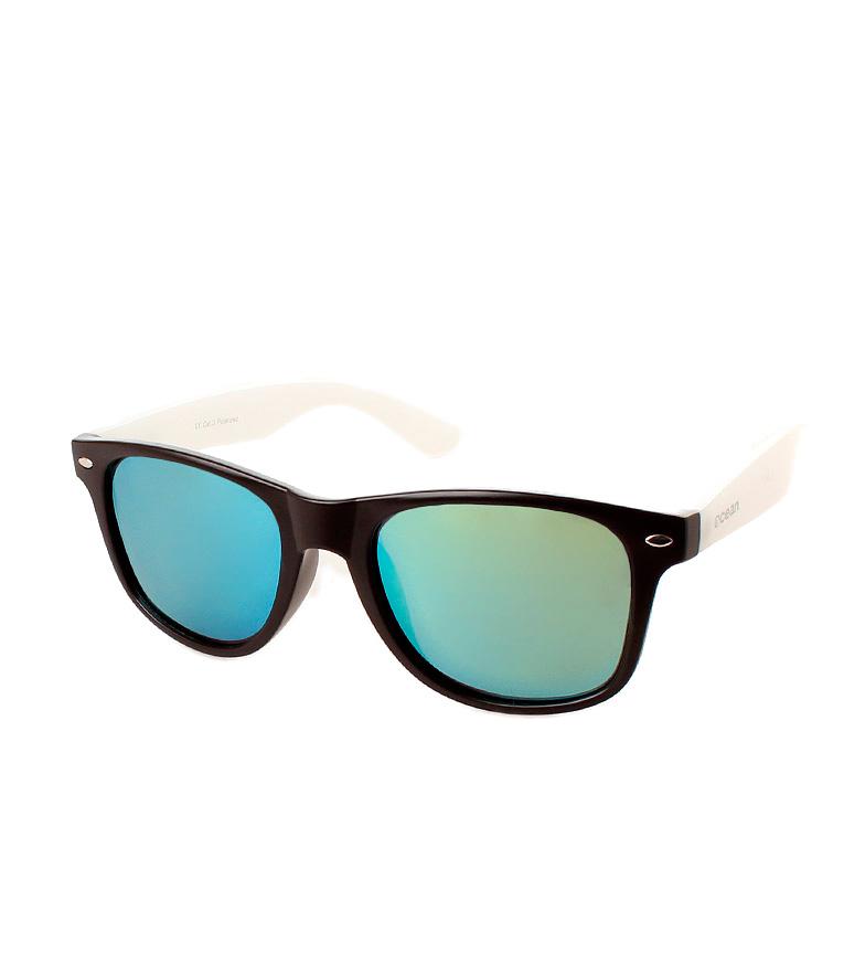 Comprar Ocean Sunglasses Gafas de sol Beach  marrón mate y blanco brillo