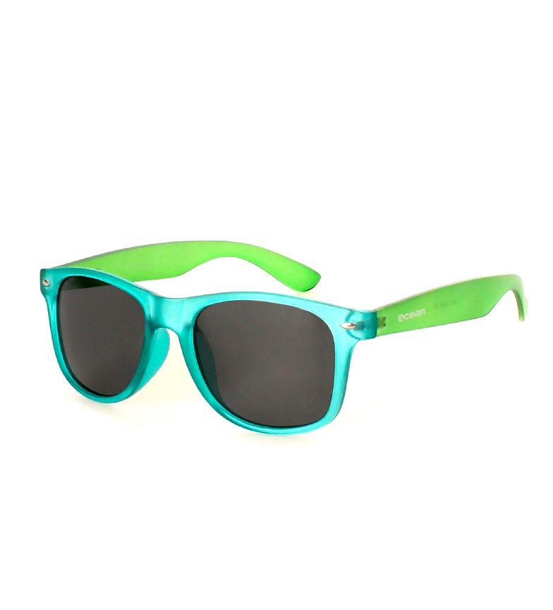 Comprar Ocean Sunglasses Lunettes de soleil Beach Wayfarer vert mat