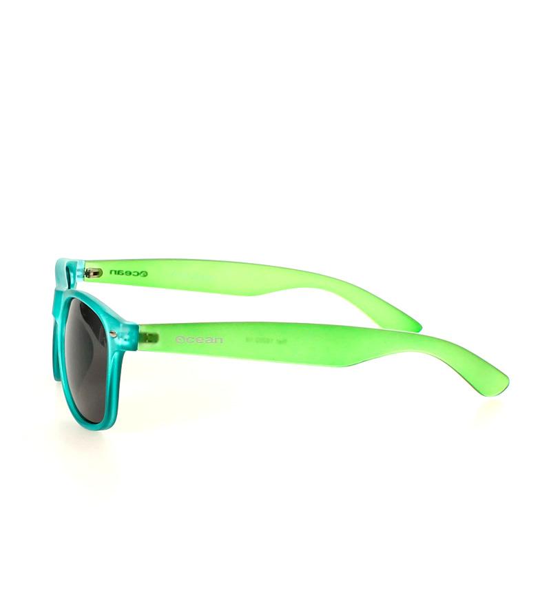 6fe84bc826 Ocean Sunglasses - Gafas de sol Beach marrón mate Negro Azul Verde ...