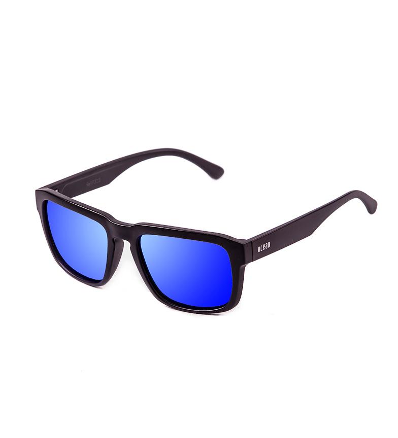 b9372f8228 Comprar Ocean Sunglasses Gafas de sol Bidart negro, azul - Esdemarca ...