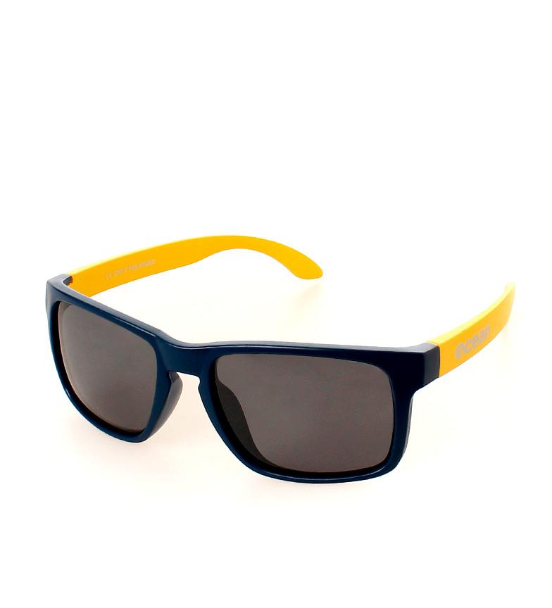 Comprar Ocean Sunglasses Lunettes de soleil marine Blue Moon et jaune mat