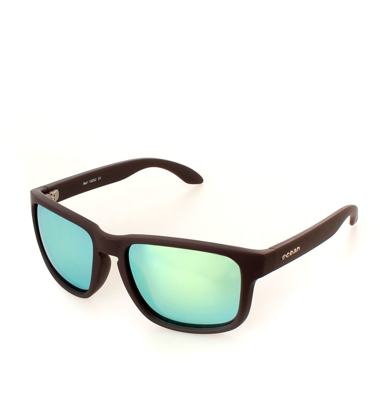Comprar Ocean Sunglasses Gafas de sol Blue Moon marrón mate