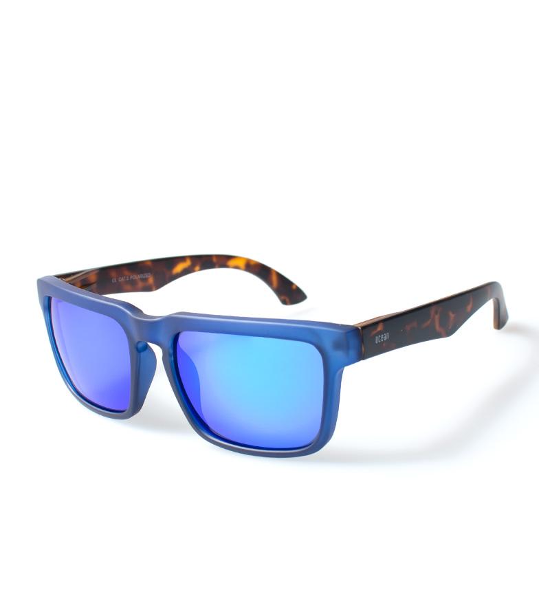 Comprar Ocean Sunglasses Occhiali da sole blu bomba, avana opaco trasparente
