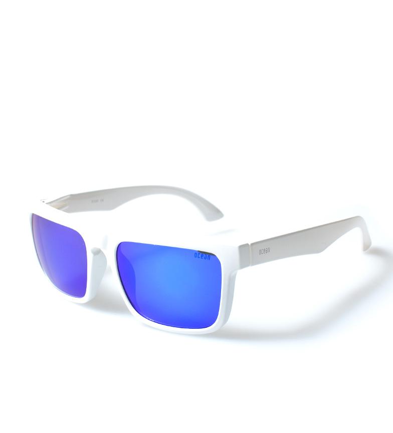 Comprar Ocean Sunglasses Gafas de sol Bomb blanco brillo
