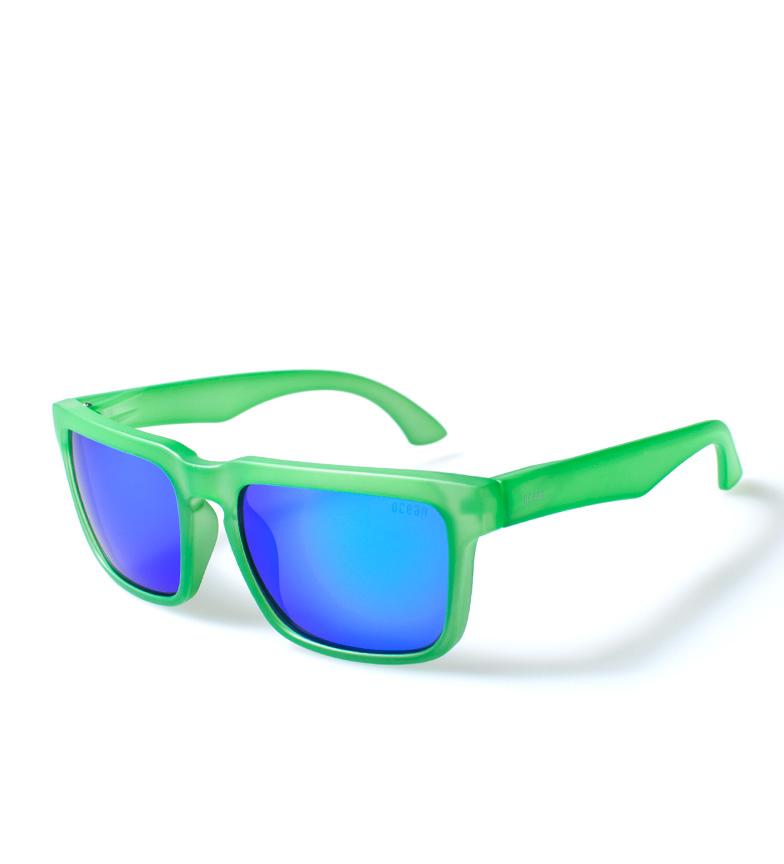 Comprar Ocean Sunglasses Sunglasses Bomb green matte transparent