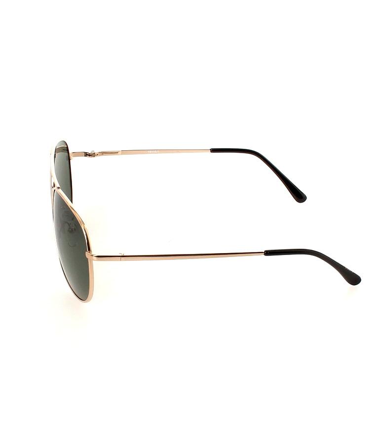 Ocean Gafas De Dorado Sol Bonila Brillo Comprar Sunglasses Aviator 0OnkXw8P