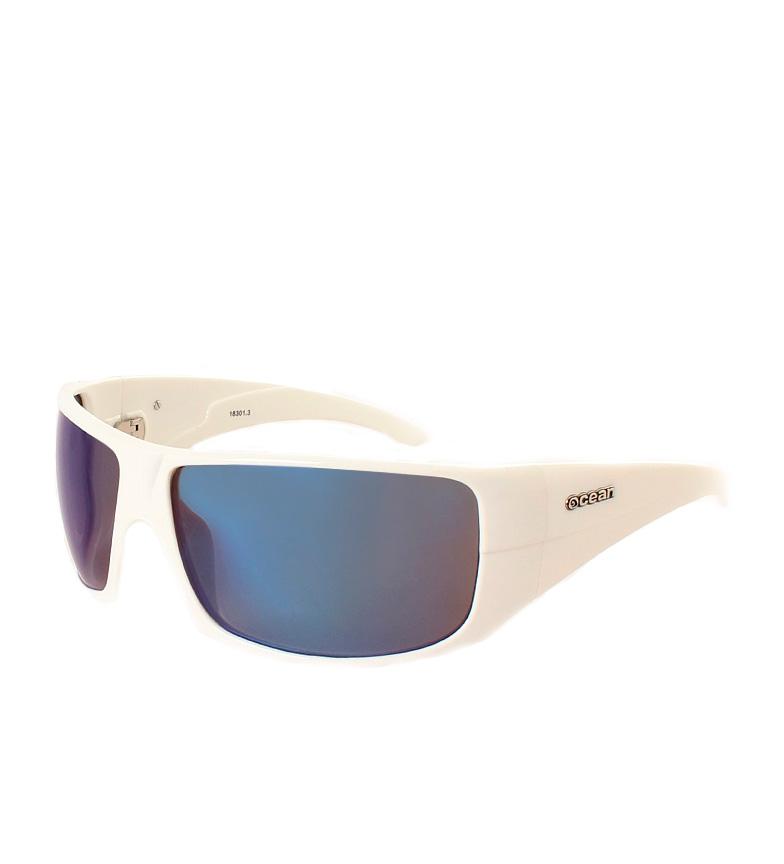 Comprar Ocean Sunglasses Gafas de sol Brasil Man blanco brillo