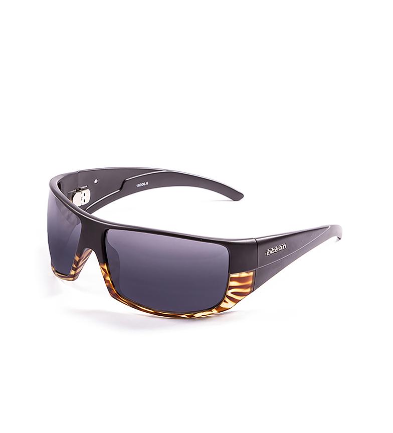 Comprar Ocean Sunglasses Brasil Man sunglasses black, brown carey