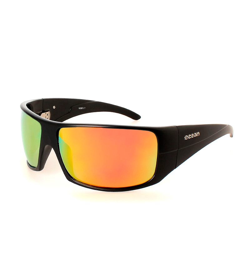 Comprar Ocean Sunglasses Brazil Man black sunglasses mate