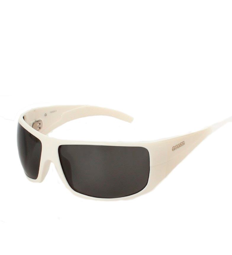 Comprar Ocean Sunglasses Lunettes de soleil Brasilman blanc brillant
