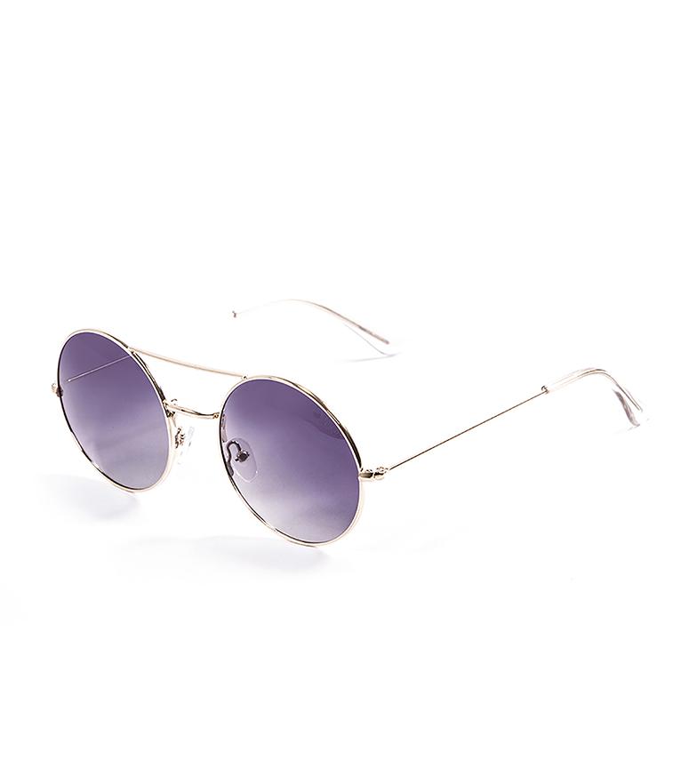 Comprar Ocean Sunglasses Gold circle sunglasses