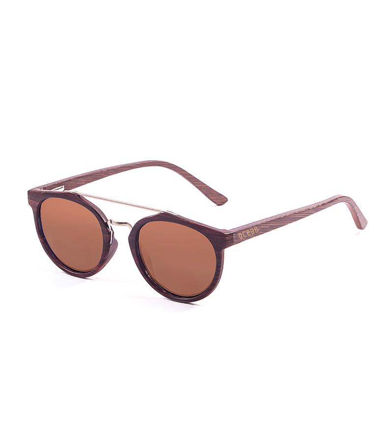 Comprar Ocean Sunglasses Occhiali da sole guethary marrone opaco