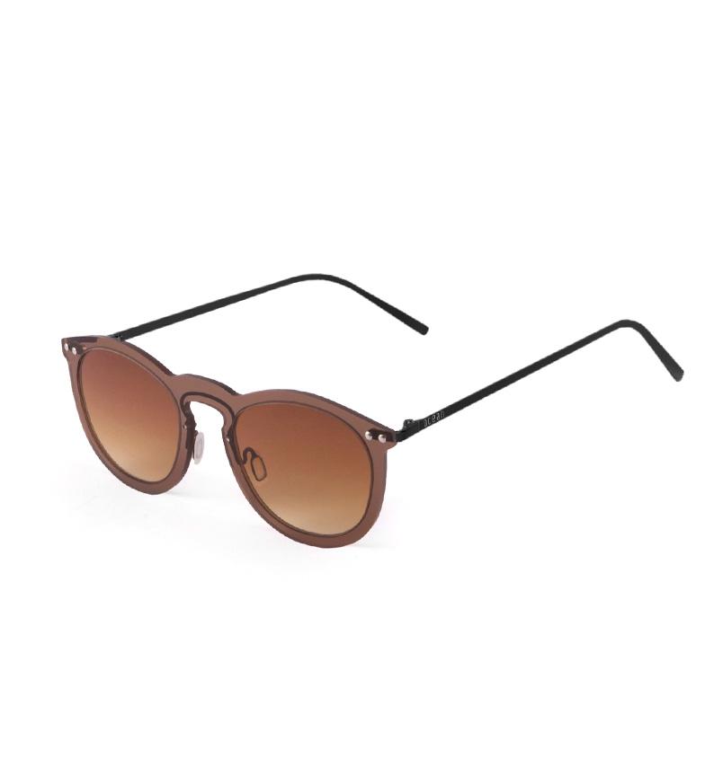 Comprar Ocean Sunglasses Helsinki occhiali da sole trasparenti marrone