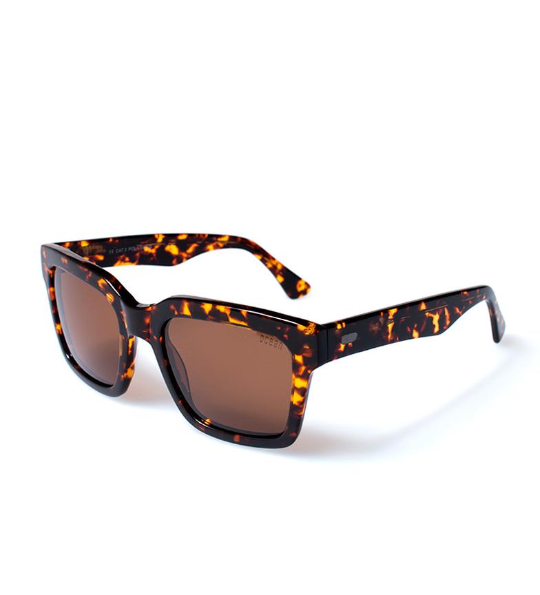 Comprar Ocean Sunglasses Jaws occhiali da sole havana lucentezza