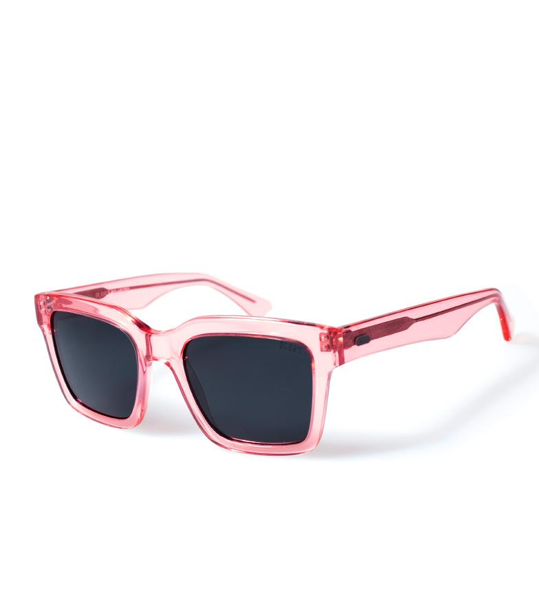 Comprar Ocean Sunglasses Gafas de sol Jaws rosa transparente brillo
